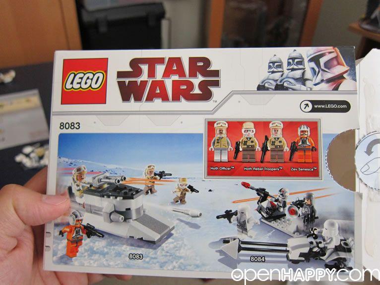 Otaku Kid Activity Star Wars Lego Build Set